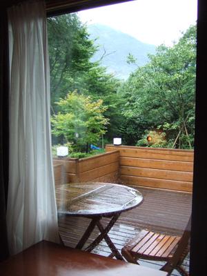 小田急(仙石原)箱根ハイランドホテルのコテージ