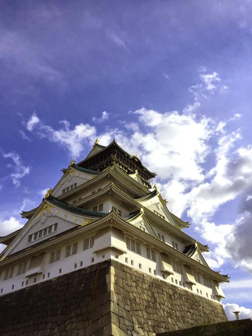 大阪城子連れブログ