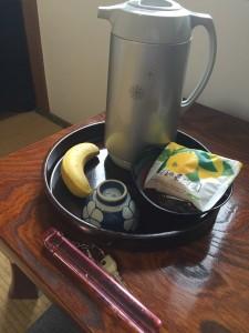 岩本寺宿坊茶菓