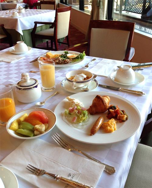軽井沢ホテルマロウド子連れ食事周辺ブログ